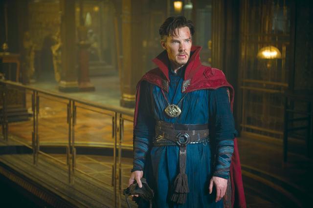 画像: 魔術師の「ドクター・ストレンジ」もアイアンマンと同じニューヨークに住んでるんだ。