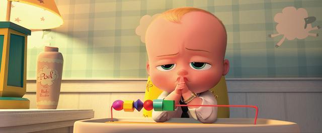 画像1: この赤ちゃん、普通じゃない!ボス・ベイビーっていったい何者?