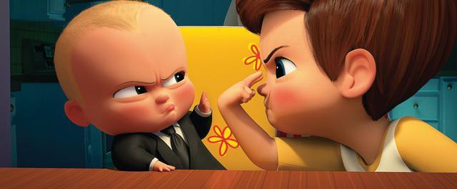 画像2: この赤ちゃん、普通じゃない!ボス・ベイビーっていったい何者?