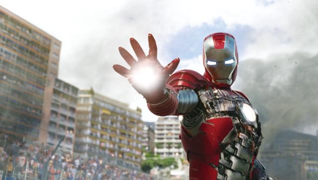 画像: これは知ってるでしょ。「アイアンマン2」