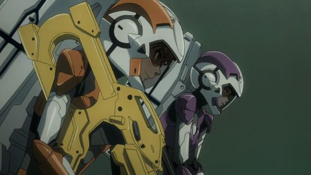 画像4: Netflixオリジナルアニメ「A.I.C.O. Incarnation」 近未来感あふれる武器&メカニック設定画解禁!