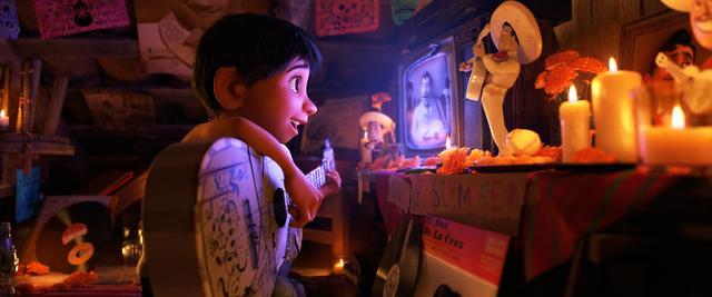 画像2: 超泣けて超笑えるディズニー/ピクサー最新作 「リメンバー・ミー」3月16日いよいよ公開!