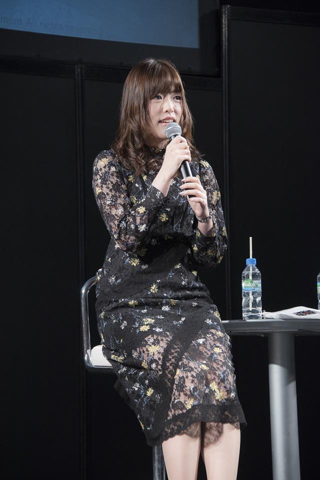 画像2: 「Anime Japan2018」にて「ニンジャバットマン」トークショー キャットウーマン役加隈亜衣らが語る