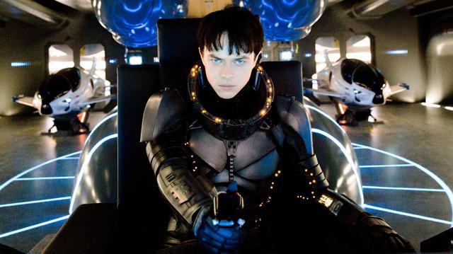 画像1: SFエンターテインメント大作 『ヴァレリアン 千の惑星の救世主』 リュック・ベッソン監督来日インタビュー