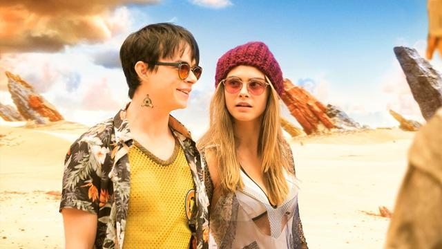 """画像3: この映画では""""愛するということはどういうことなのか""""を ローレリーヌがヴァレリアンに教えているんです"""