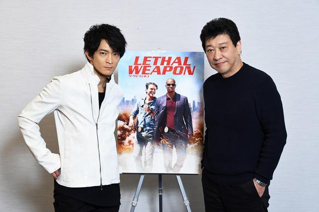 画像: 人気海外ドラマ「リーサル・ウェポン」の 日本語吹替声優インタビュー到着!