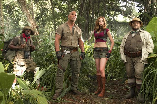 画像: 超ハラハラで超おかしいジャングル・クルーズへGO! 「ジュマンジ/ウェルカム・トゥ・ジャングル 」