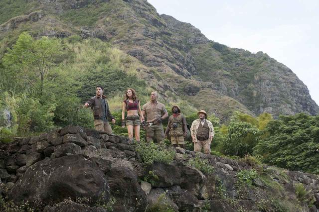 画像: 超ハラハラで超おかしいジャングル・クルーズへGO! 「ジュマンジ/ウェルカム・トゥ・ジャングル 」 - SCREEN ONLINE(スクリーンオンライン)