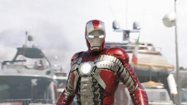 画像: ◆ アイアンマン誕生