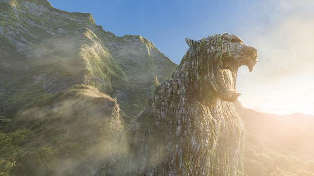 画像: これがジャガーの石像だ