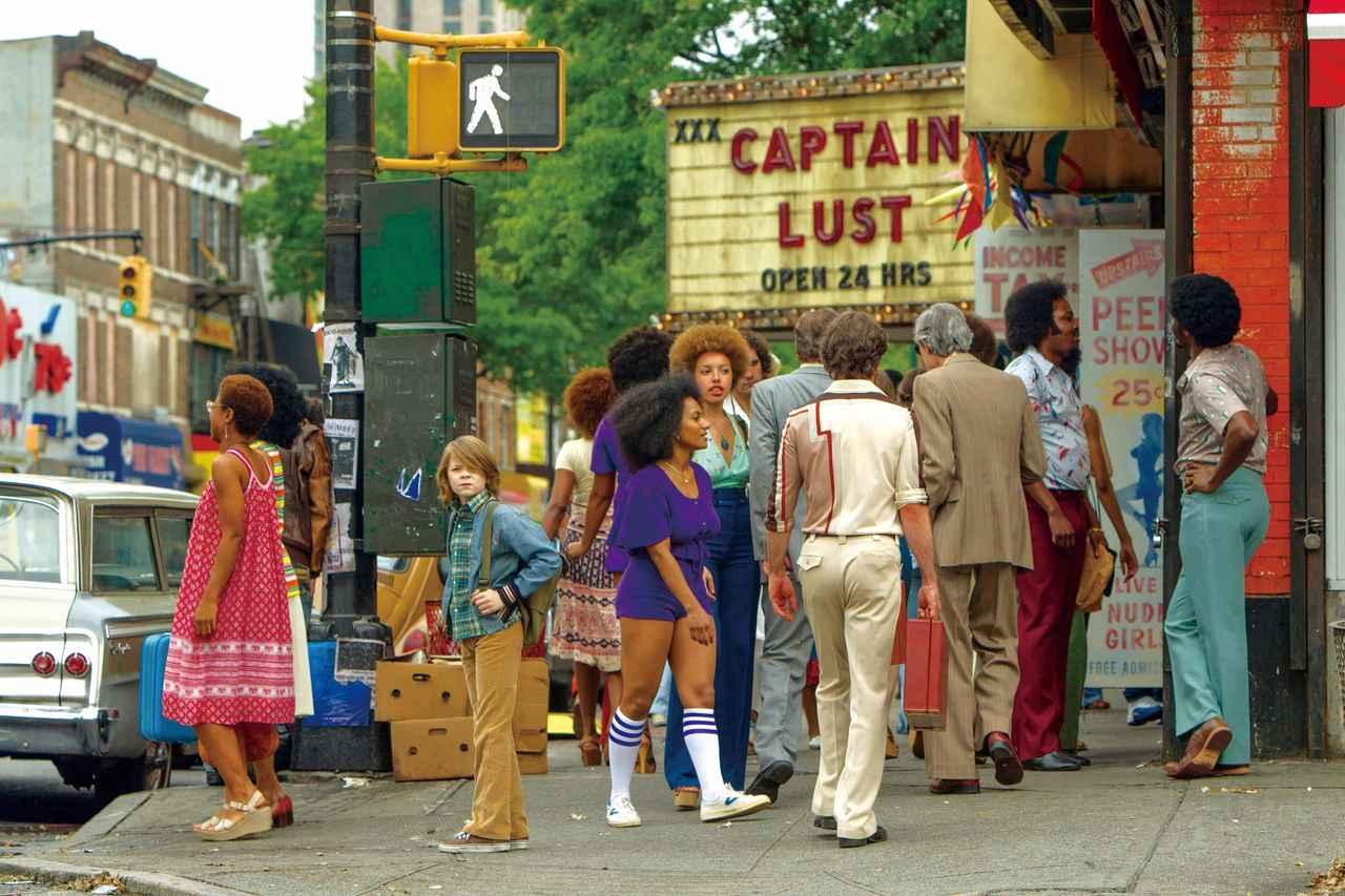 画像1: 僕が9才の時に初めて祖父母と訪れたニューヨークは 本当にスリリングでワクワクしたものです
