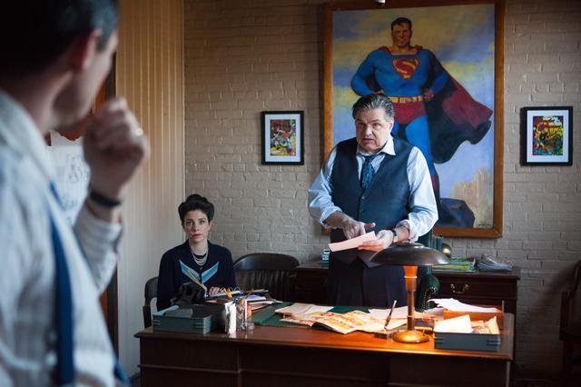 """画像: """"スーパーマン""""の出版元に""""ワンダーウーマン""""を持ち込む"""