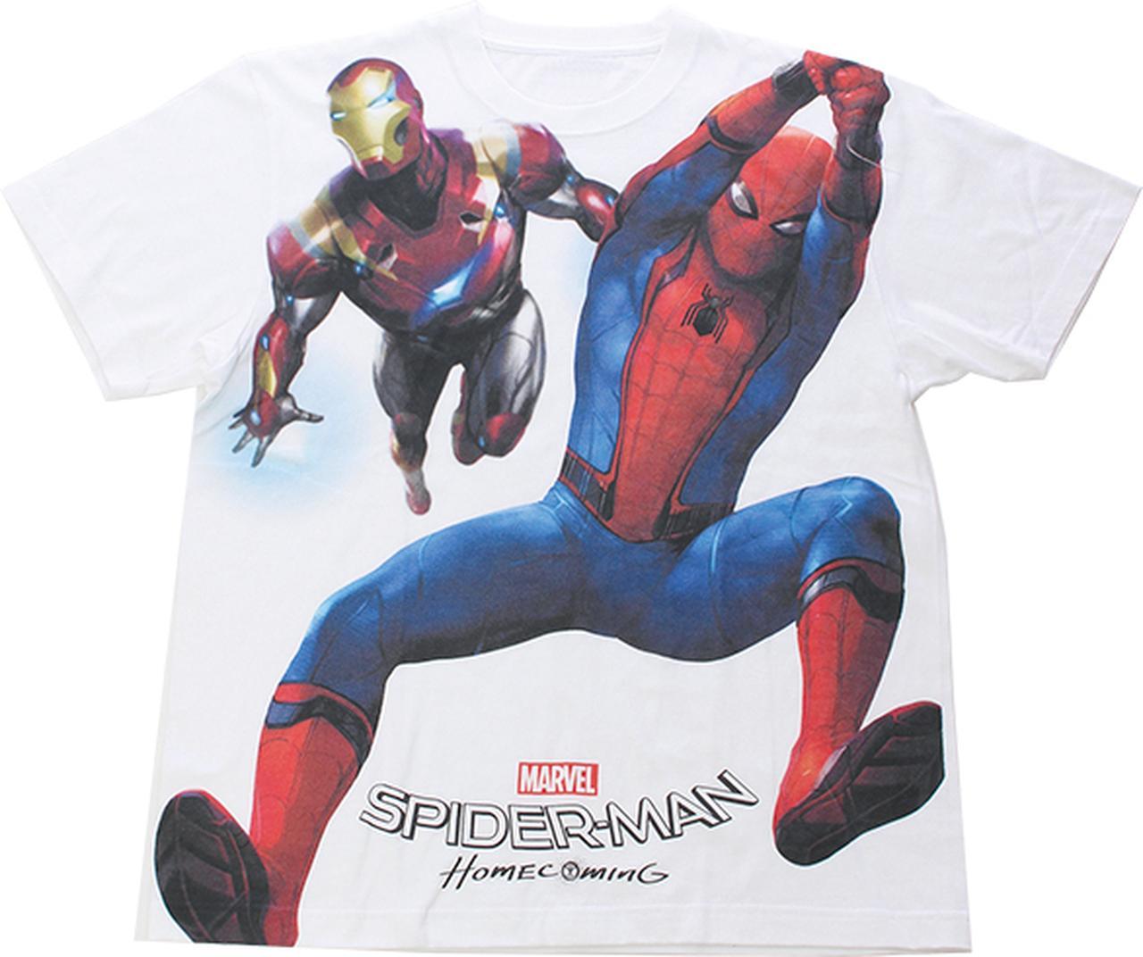 Images : 【MARVEL】 スパイダーマン:ホームカミング スパイダーマン&アイアンマン