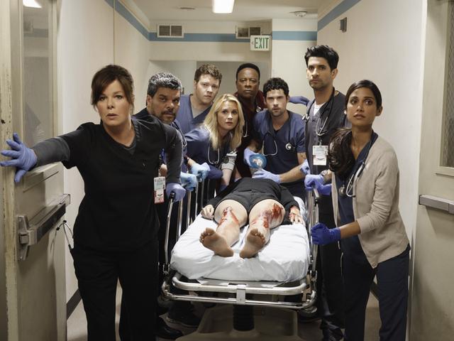 画像: 全米で最も多忙なERを舞台にした医療ドラマ!