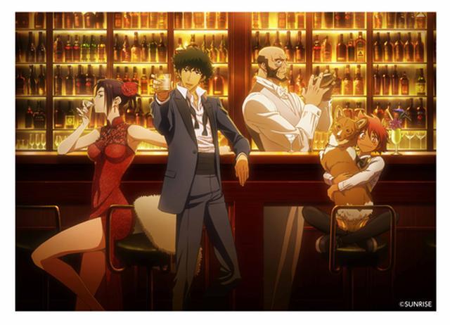 画像: 『カウボーイビバップ』のコラボカフェが 「アニメイトカフェ」にて開催決定!