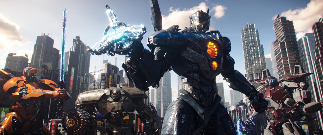画像: 怪獣KAIJUが東京で大暴れ!モンスターバトル超大作 「パシフィック・リム:アップライジング」4月13日公開 - SCREEN ONLINE(スクリーンオンライン)