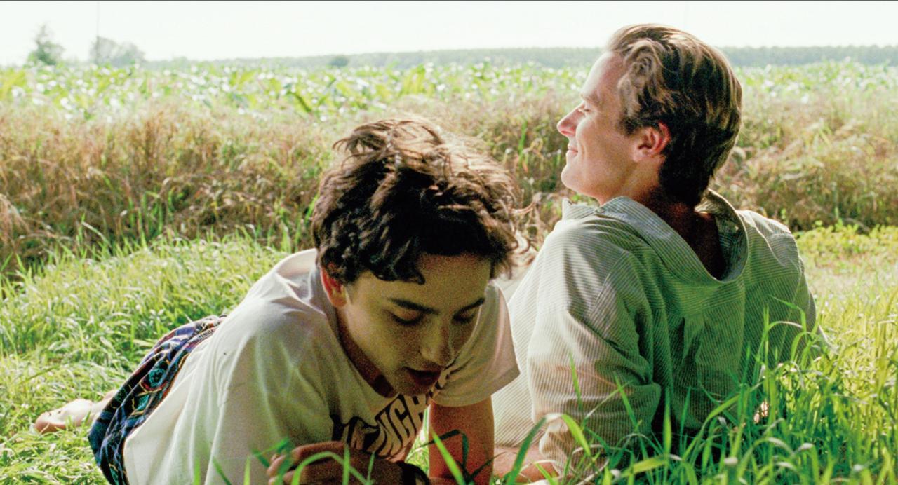 画像: 17歳の少年がその夏出会ったのは永遠に忘れられない男性だった……