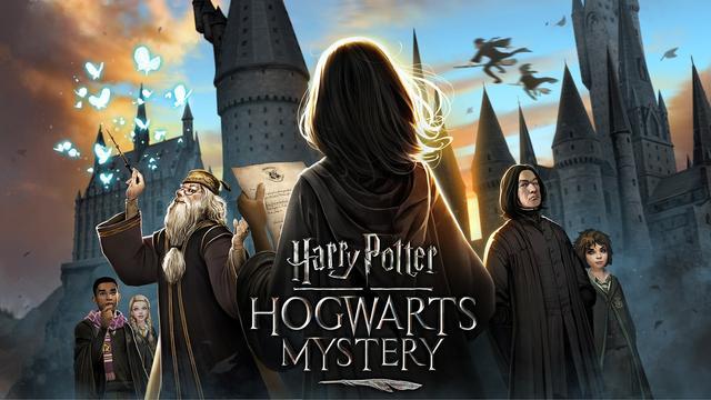 画像: HARRY POTTER: HOGWARTS MYSTERY