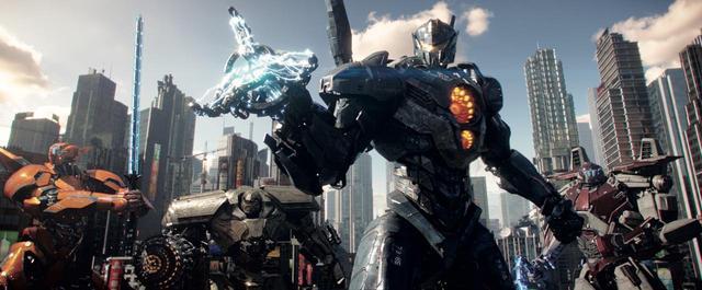 画像: 人類(イェーガー)vs.怪獣(KAIJU)の戦いはさらに激化!『パシフィック・リム:アップライジング』2018年4月公開! - SCREEN ONLINE(スクリーンオンライン)