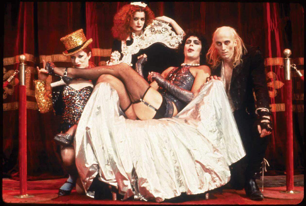 画像: 観客が一緒に歌って踊ったカルト・ミュージカル