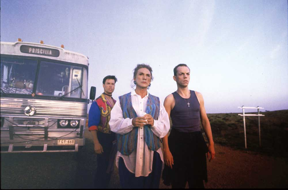 画像: 3人のドラァグクィーンたちのロードムービー