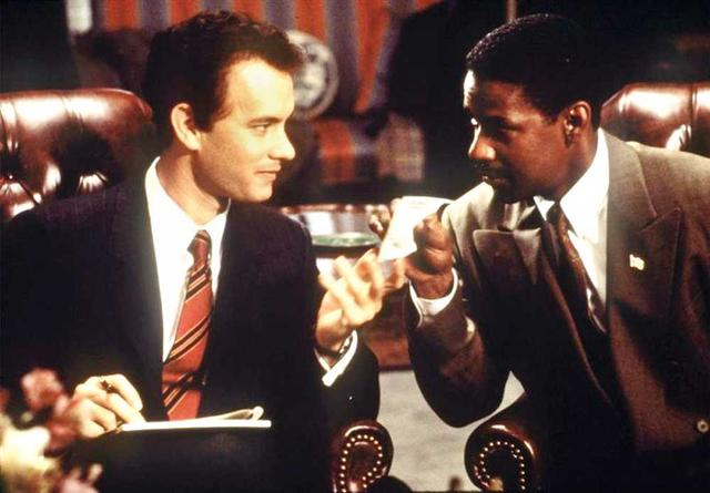 画像: エイズに侵され不当解雇された弁護士の闘い