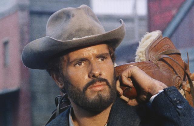 画像: 「荒野の1ドル銀貨」【放送開始時間】 午後1:30~ ジュリアーノ・ジェンマの代表作。町を牛耳る権力者の罠によって弟を亡くした男の復讐を描く