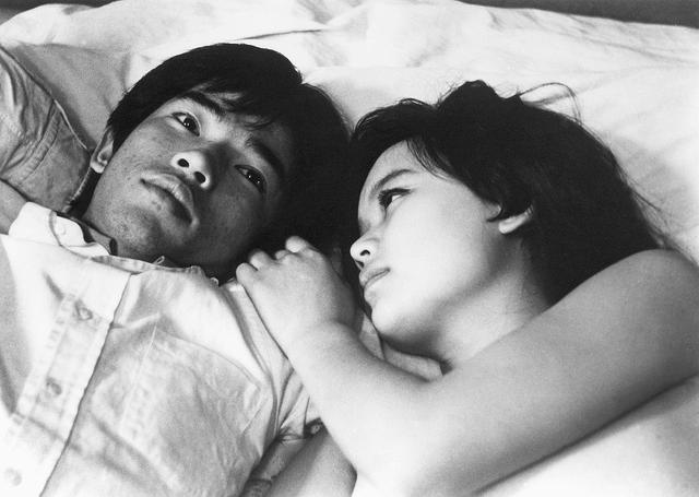 画像: 『初恋・地獄篇』© 1968 羽仁進/ATG