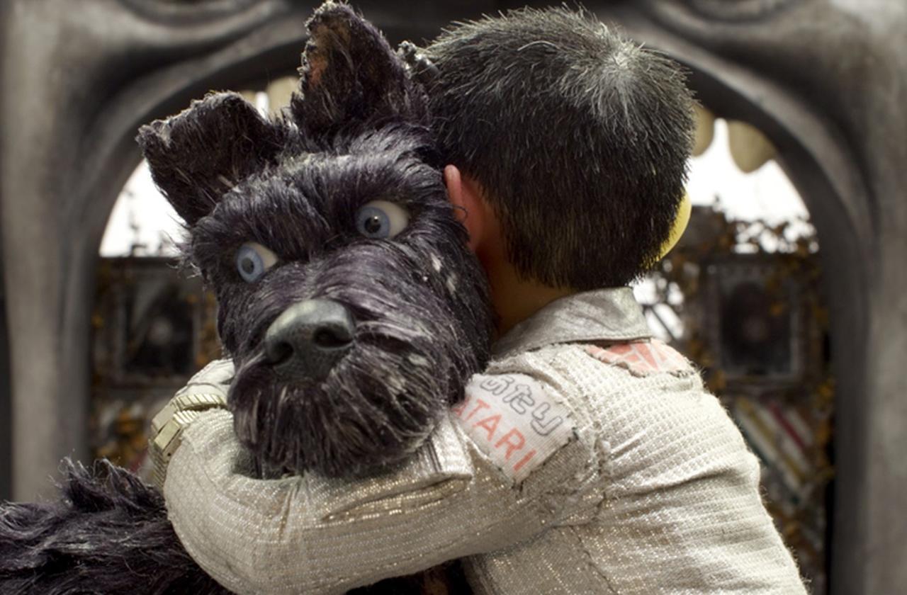 画像: 親友だった犬を探し一人で島へやって来た少年