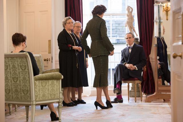 画像2: 本当に引退!?ダニエル・デイ・ルイス最後の神演技! 豪華すぎるファッションにもため息「ファントム・スレッド」