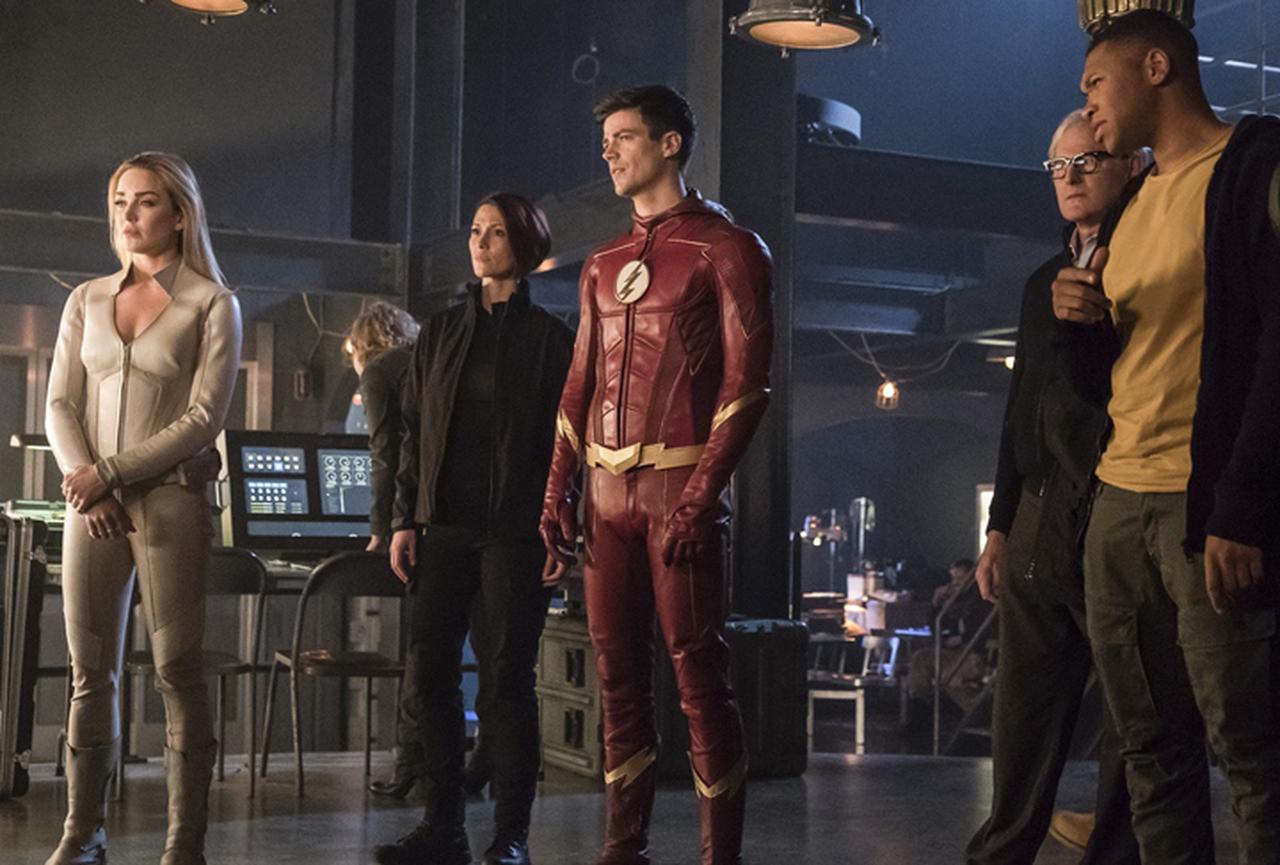 画像: DCヒーローのクロスオーバー第2弾 「クライシス・オン・アース X 最強ヒーロー外伝」 8月8日リリース!