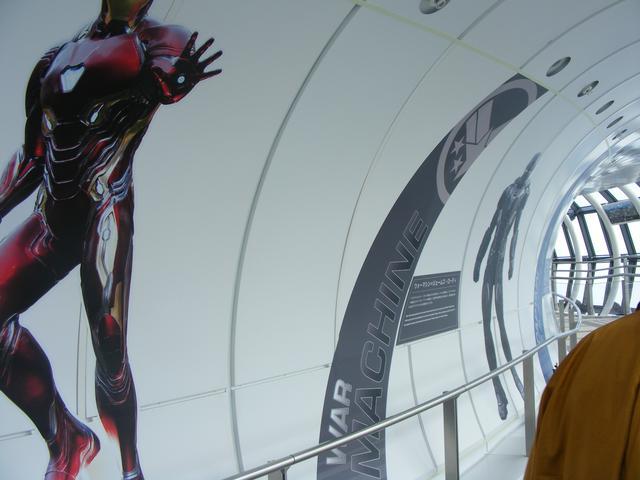 画像: アイアンマンから始まって