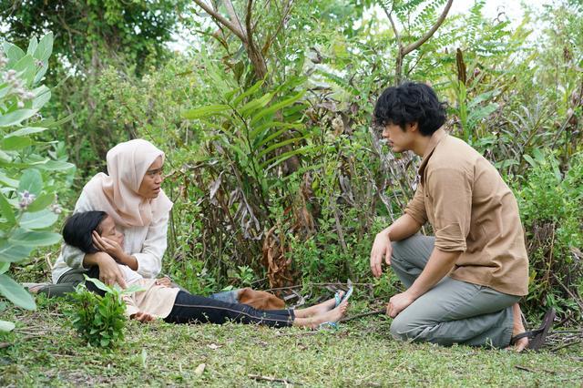 画像3: 深田「インドネシアのスタッフはみんな人生を楽しんでいる」 ディーン「異文化が混じり合っていくことは面白い」