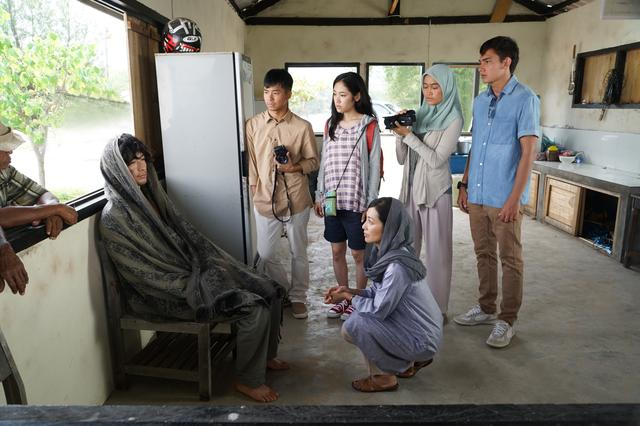 画像2: 深田「インドネシアのスタッフはみんな人生を楽しんでいる」 ディーン「異文化が混じり合っていくことは面白い」