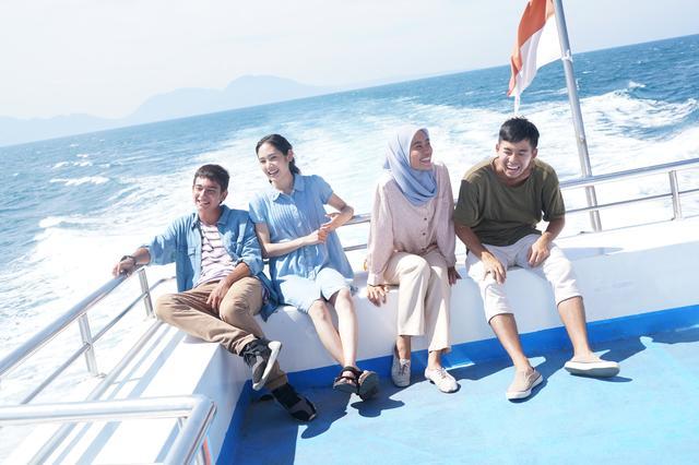 画像5: 深田「インドネシアのスタッフはみんな人生を楽しんでいる」 ディーン「異文化が混じり合っていくことは面白い」