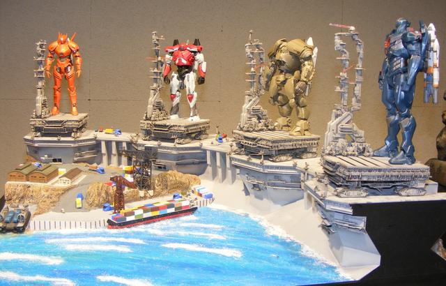画像13: フィギュア300体展示!撮り放題!「TAMASHII Comic-Con」 渋谷で開催中!見てきたよ、編集Kの突撃レポート