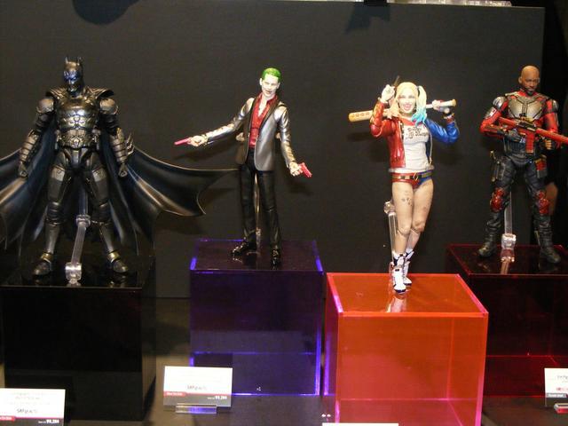 画像8: フィギュア300体展示!撮り放題!「TAMASHII Comic-Con」 渋谷で開催中!見てきたよ、編集Kの突撃レポート