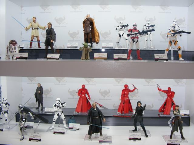 画像6: フィギュア300体展示!撮り放題!「TAMASHII Comic-Con」 渋谷で開催中!見てきたよ、編集Kの突撃レポート