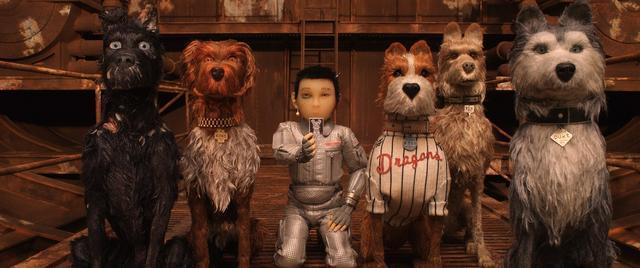 画像1: ウェス・アンダーソン監督の新作『犬ヶ島』 ジェフ・ゴールドブラム×コーユー・ランキン来日インタビュー