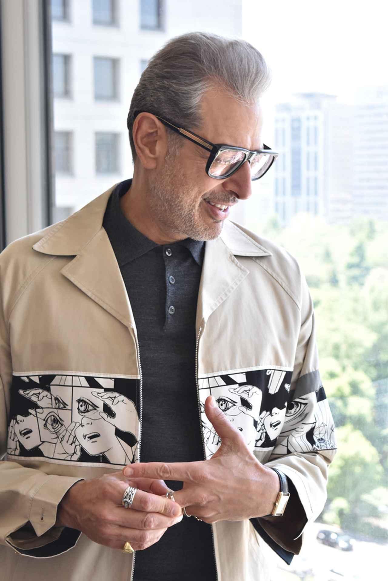 画像2: ウェス・アンダーソン監督の新作『犬ヶ島』 ジェフ・ゴールドブラム×コーユー・ランキン来日インタビュー
