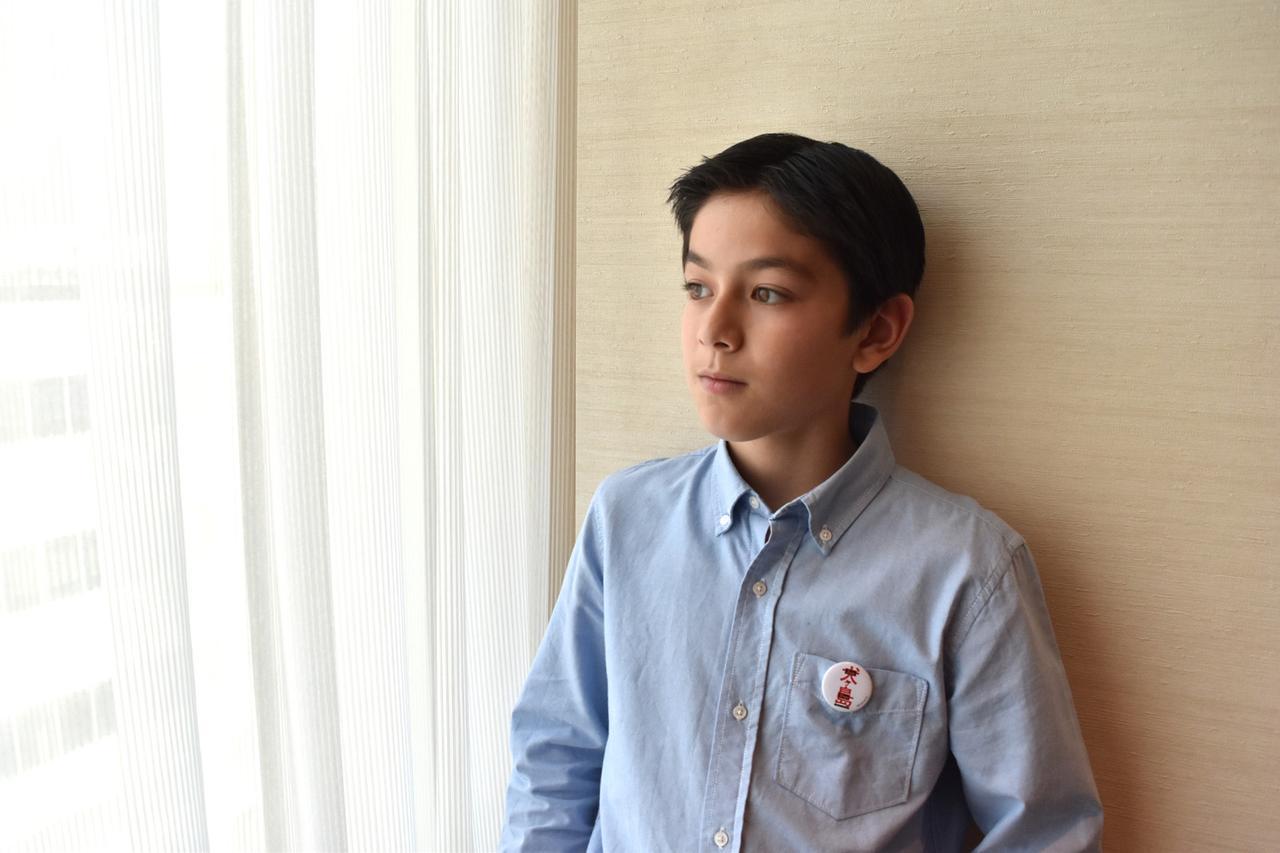 画像1: ジェフ「ウェス監督との仕事は特別に感じるんです」 コーユー「アタリは優しくて勇気のある男の子だと思います」