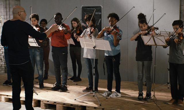 画像2: 実在の音楽教育プロジェクトから生まれた奇跡と感動の物語