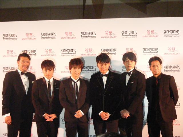 画像3: 三代目J Soul Brothers 山下健二郎、岩田剛典、EXILE HIROらが顔をそろえたSSFF & ASIA レッドカーペット・イベント