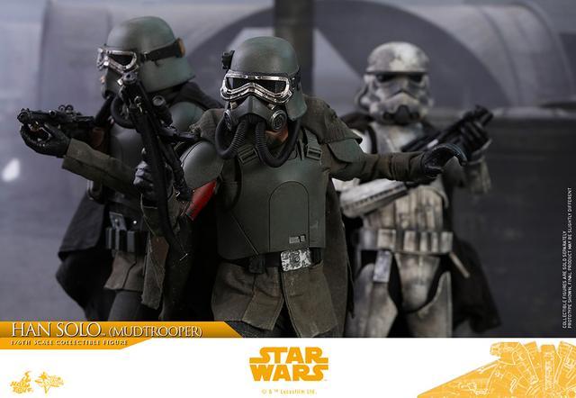 画像1: ハン・ソロが帝国軍の特殊兵に扮する!『ハン・ソロ/スター・ウォーズ・ストーリー』のハイエンドな1/6スケールのフィギュア