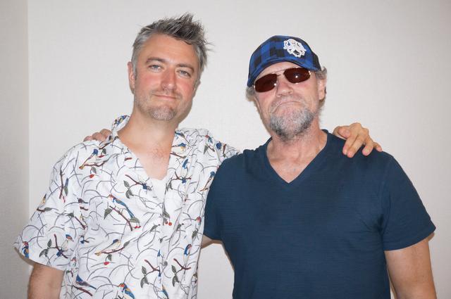 画像1: 『ガーディアンズ・オブ・ギャラクシー』で ヨンドゥ&クラグリンを演じた マイケル・ルーカーとショーン・ガンがハリコンで来日!!
