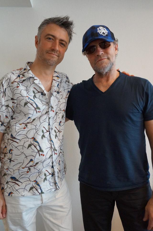 画像2: 『ガーディアンズ・オブ・ギャラクシー』で ヨンドゥ&クラグリンを演じた マイケル・ルーカーとショーン・ガンがハリコンで来日!!