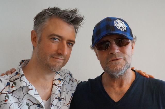 画像3: 『ガーディアンズ・オブ・ギャラクシー』で ヨンドゥ&クラグリンを演じた マイケル・ルーカーとショーン・ガンがハリコンで来日!!