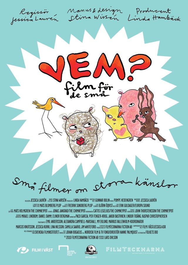 画像: 「VEM?」ポスター