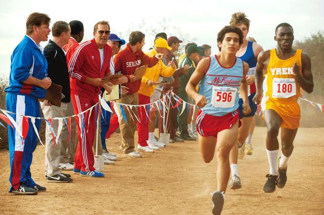 画像: 生徒たちはみごとな走りを見せるまでに成長する