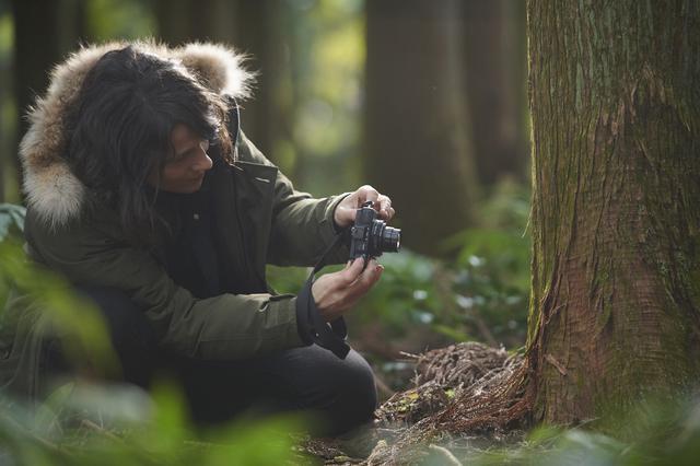 画像1: 河瀨監督の撮影方法はとても新鮮で、快感でもありました